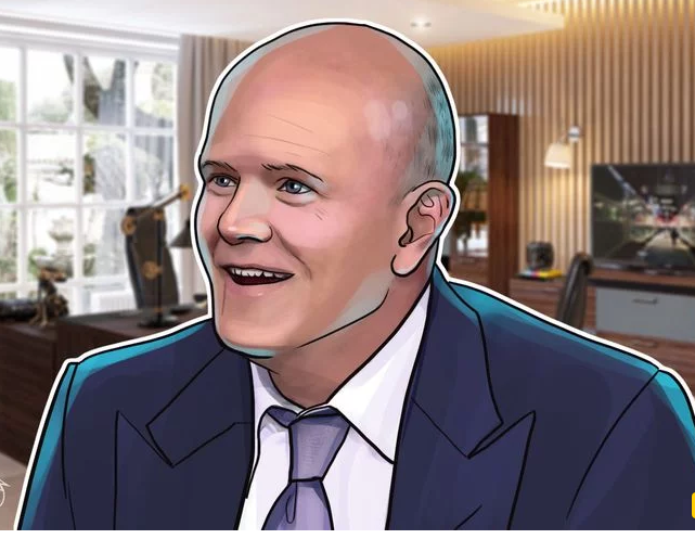 Galaxy Digital's Mike Novogratz: Cryptocurrency Markets Will 'Flip Next Year'